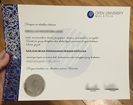 fake Open University Malaysia diploma, buy OUM bachelor degree