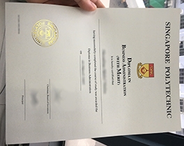 buy fake Singapore Polytechnic diploma, fake certificate in Singapore