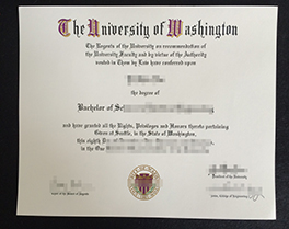buy fake diploma of University of Washington, fake certificate in Seattle