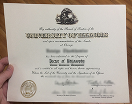University of Illinois at Chicago fake diploma, buy UIC fake degree