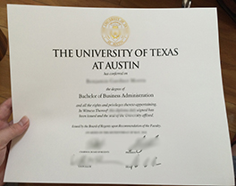 University of Texas at Austin diploma order, buy US bachelor fake degree