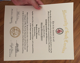 obtain University of South Carolina fake diploma, buy US bachelor fake degree
