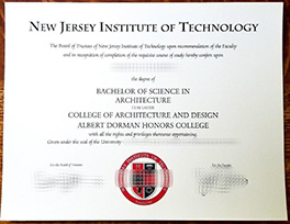 how to make New Jersey Institute of Technology fake diploma