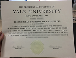 buy fake diploma from Yale University, obtain College fake certificate