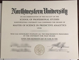 how to get a Northwestern University fake diploma, NU degree sample