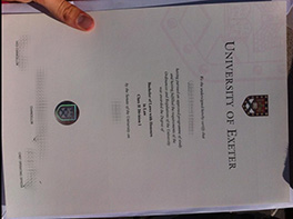 fake University of Exeter diploma order