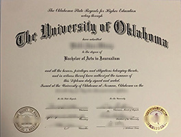 make University of Oklahoma fake diploma in Thailand