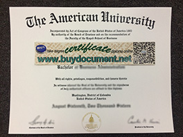 how to buy American University fake diploma