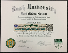 How Safety to Buy Rush University Fake Diploma