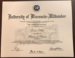 Obtain Fake University of Wisconsin-Milwaukee Diploma