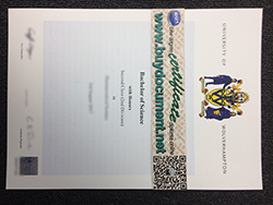 Where to Make Fake University of Wolverhampton Diploma?