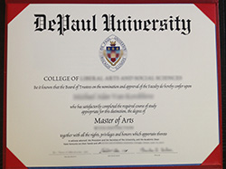 How to Order DePaul University Degree