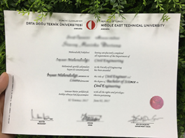 Where to Buy Fake Middle East Technical University (METU) Diploma?