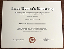 How Safety to Buy Fake Texas Woman's University Diploma?