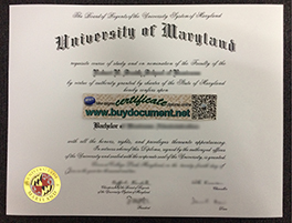How to Buy Fake University of Maryland, College Park (UMD) Diploma