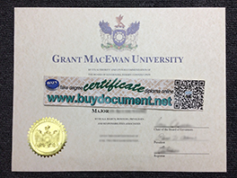How To Order Grant MacEwan University Fake Diploma?