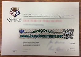 Buy Your University of Strathclyde fake certificate in 5 Easy Steps