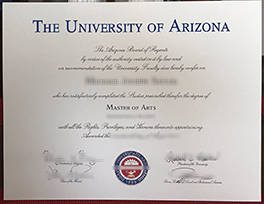 How to Get a University of Arizona Fake Degree?
