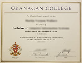 How to Order Okanagan College Fake Degree? Fake Diploma
