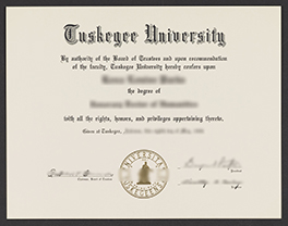 Make Tuskegee University Fake Degree in USA, Fake Diploma