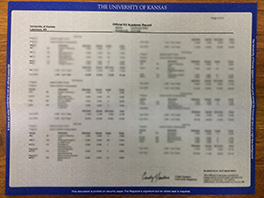 Is It Possible To Get A Fake University of Kansas Diploma