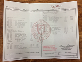 How to choose a fake Fordham University diploma transcript