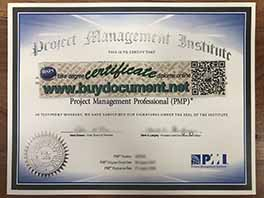 How to Buy Fake PMP certificate, purchase fake degree