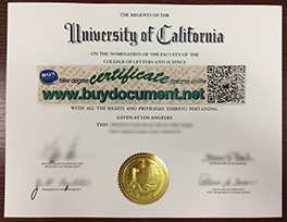 Buy Fake UCLA Diploma Certificate Online, Fake Degree Maker