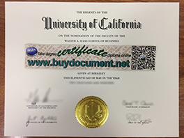 Where to Purchase Fake UC Berkeley Diploma Certificate