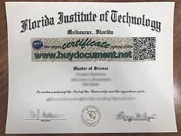 Fake Florida Institute of Technology Diploma For Sale, Fake FIT degree