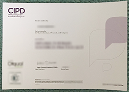 How to Buy Fake CIPD Certificate, Fake Diploma