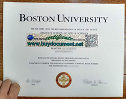 How To Get A Fake Boston University Diploma?