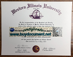 Where Can I Buy A fake Diploma From Western Illinois University? WIU Diploma