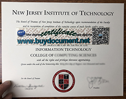 How Can I Get A Fake Degree From The New Jersey Institute of Technology? Fake NJI