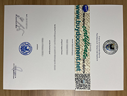Provider of Degree Certificates at the Free University of Berlin.