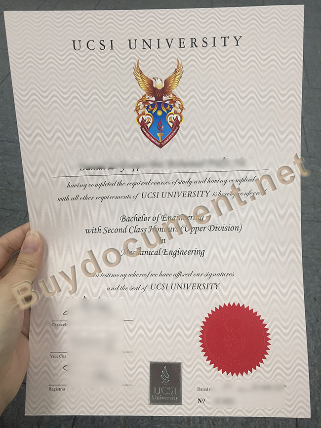 buy UCSI fake degree, UCSI diploma order