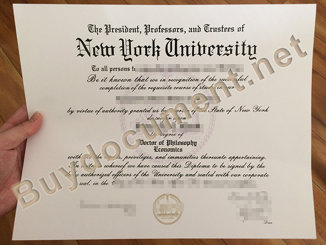 buy fake New York University diploma, NYU degree sample