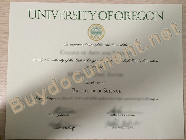 buy University of Oregon fake degree, University of Oregon diploma order