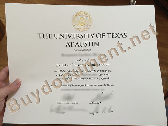 buy University of Texas at Austin fake diploma, University of Texas at Austin degree