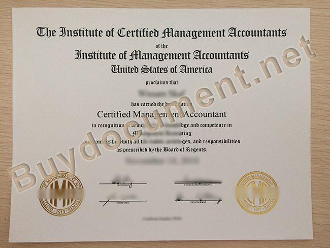 Buy Fake Certificate From Cma Cma Certificate Sample Buy
