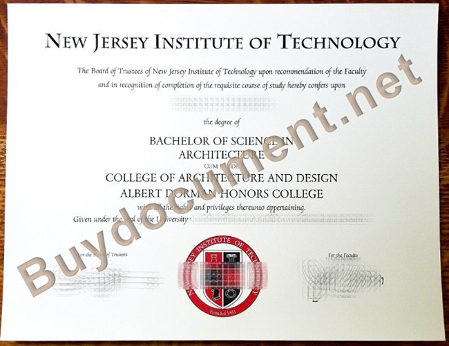 New Jersey Institute of Technology degree, New Jersey Institute of Technology fake diploma