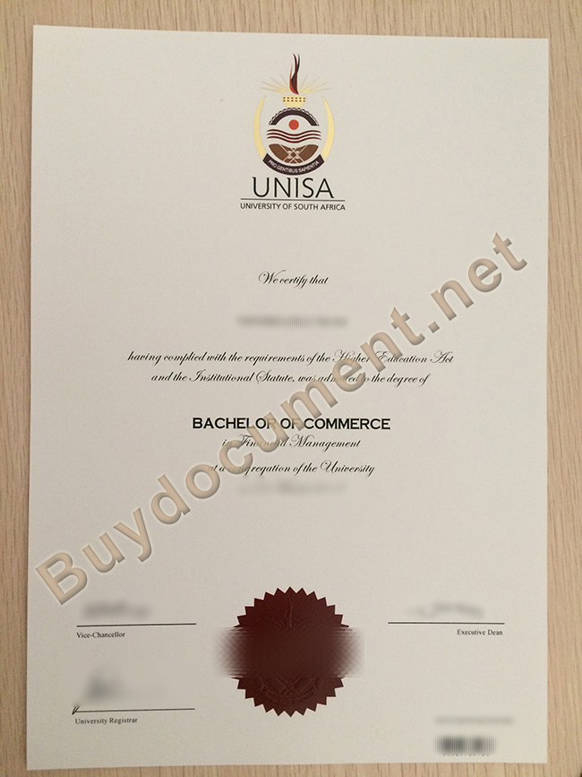 buy University of South Africa fake degree, University of South Africa diploma order