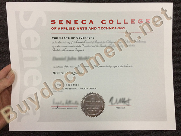 fake Seneca College diploma, buy Canada fake degree