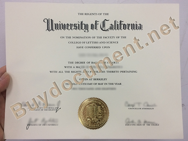 UC Berkeley diploma, fake UC Berkeley degree, buy fake transcripts
