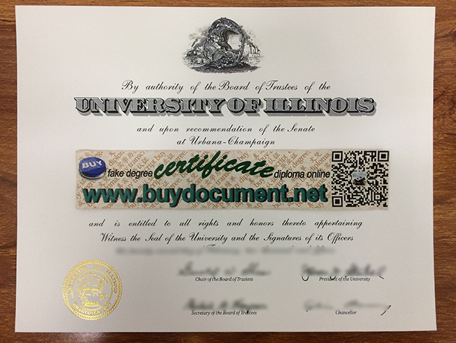 University of Illinois at Urbana-Champaign diploma, fake University of Illinois at Urbana-Champaign degree, buy fake certificates