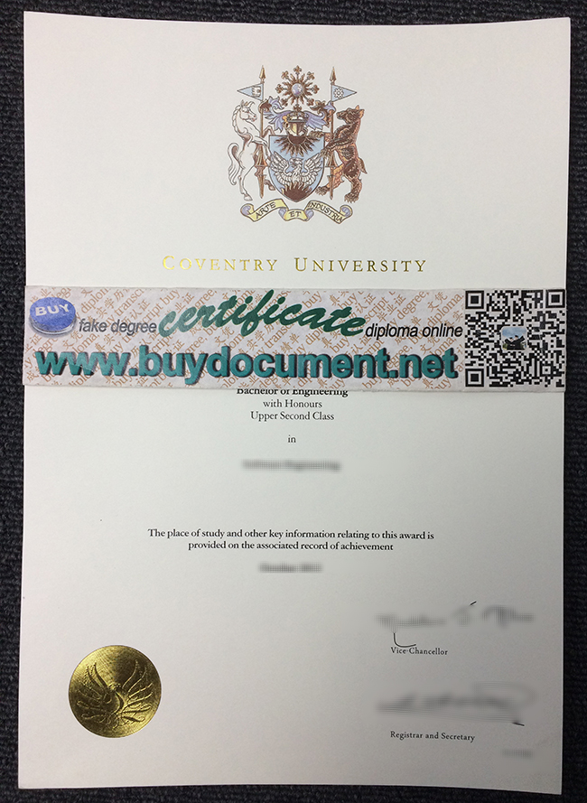 fake Coventry University diploma, buy Coventry University fake degree, fake certificates