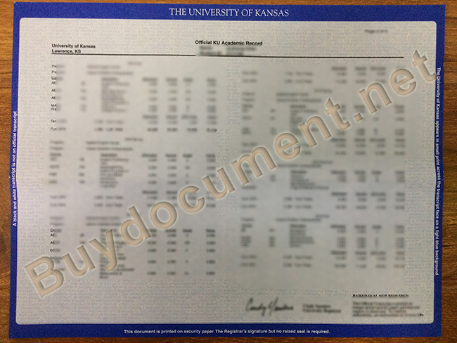 University of Kansas diploma. University of Kansas transcript, buy fake University of Kansas degree