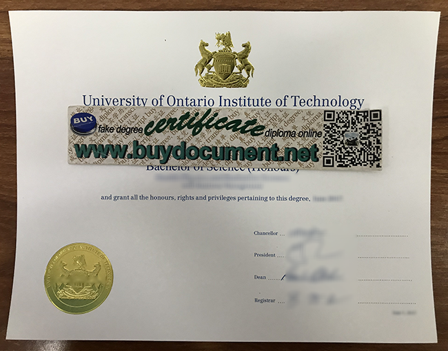 UOIT diploma, UOIT degree, buy fake UOIT certificate, fake diploma for sale