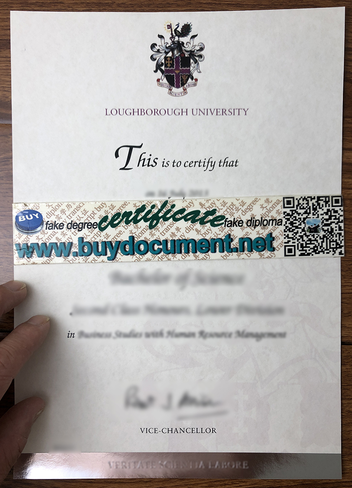 Loughborough University Diploma